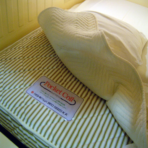 Superior Capsule Room for Men Only