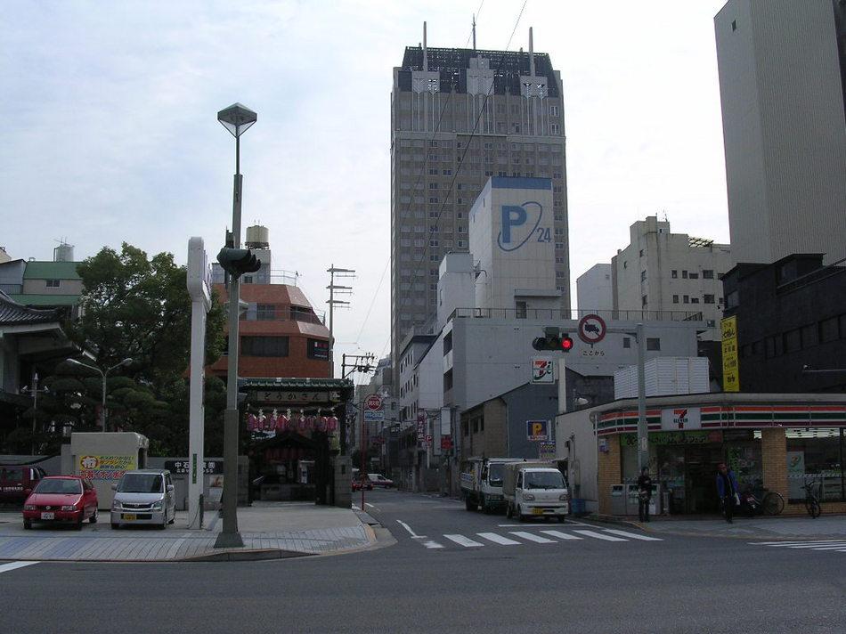 ホテル28広島外観