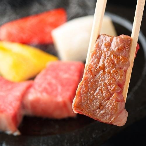 【優雅な休日を・・】ブランド佐賀牛付料理長おすすめ会席◆露天風呂付和洋室3F