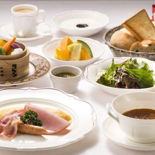 【一人旅朝食付】 予定は決めずにのんびり旅行♪洋食または和食が選べる朝食付き!!