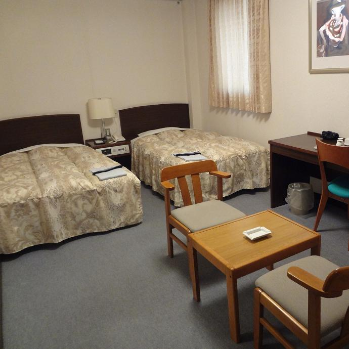 Superior Twin Room Non-Smoking