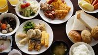 [さき楽30] 30日前までのご予約でお得♪ ★朝食バイキング付プラン★