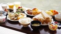 朝食バイキング付カップルプラン レイトチェックアウト 12時までOK! ダブルルーム