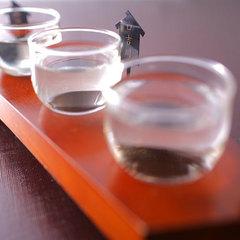 【吟味特選〜3種の地酒〜加賀ていねい】創作加賀料理「彩」に+α!《活きあわびの踊り焼き付き》お部屋食