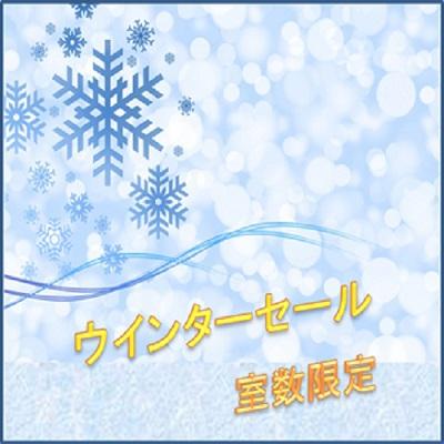 【部屋数限定】ウインター☆セール!!≪シングルプラン≫