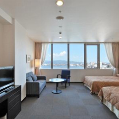 Deluxe Ocean View Twin Room 41 to 45 Sq M