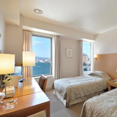 Standard Ocean View Twin Room 26 to 30 Sq M