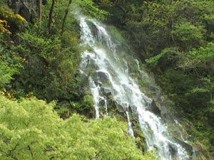 幻の滝・樽滝