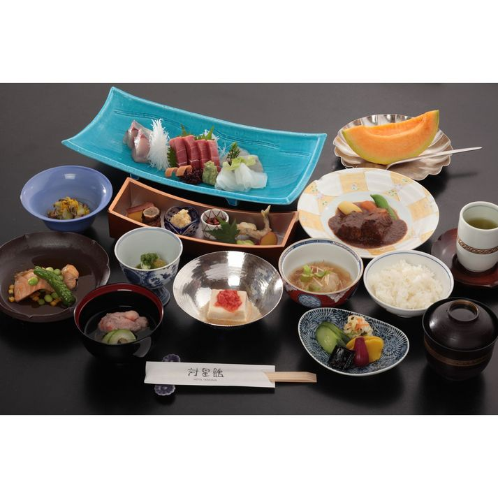 Rakuten Travel Only!Breakfast and Dinner Plan