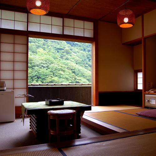 山景 日式間