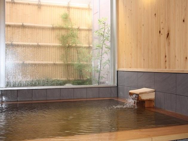 いわき湯本温泉 ホテルパームスプリング