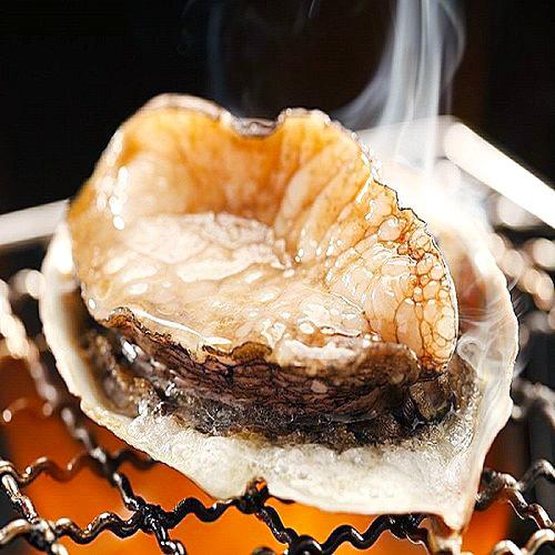 新鮮なアワビを堪能!「踊り焼き・ステーキ・お造り」選べる3つの調理法!月替り会席コース★2食付