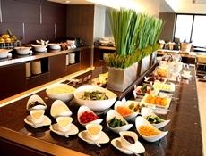 「スターゲイト」朝食ブッフェ(イメージ)