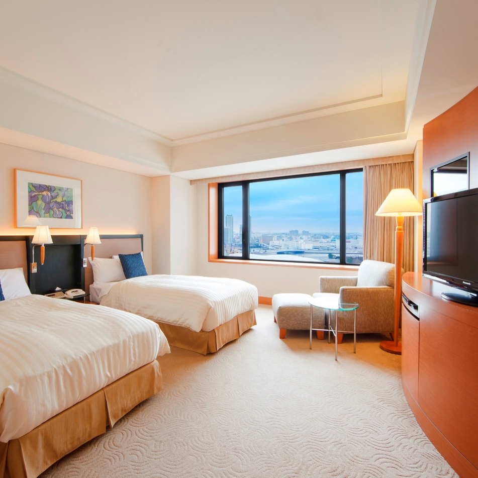 Deluxe City View Twin Room 36 to 40 Sq M