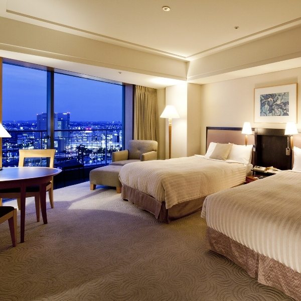 Executive Park View Twin Room 41 to 45 Sq M