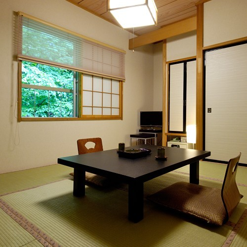 MAIN BUILDING   JAPANESE STYLE ROOM