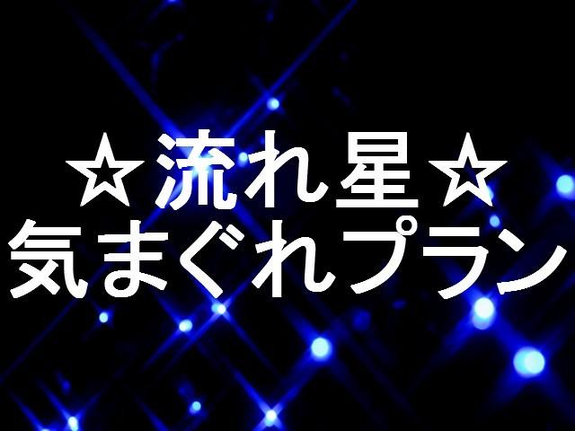 【大特価】☆流れ星☆気まぐれプラン☆素泊まり