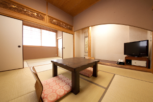 Main Building Standard Mountain View Japanese-Style Room Upper Floor