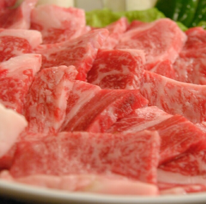 Check it!Shabu-shabu plan of the beef