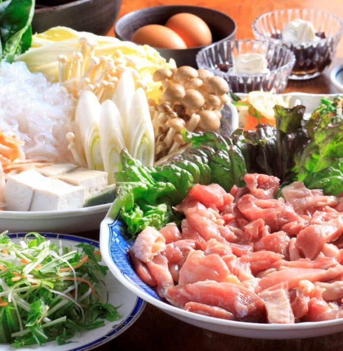 Hot deals!sukiyaki plan of the chicken