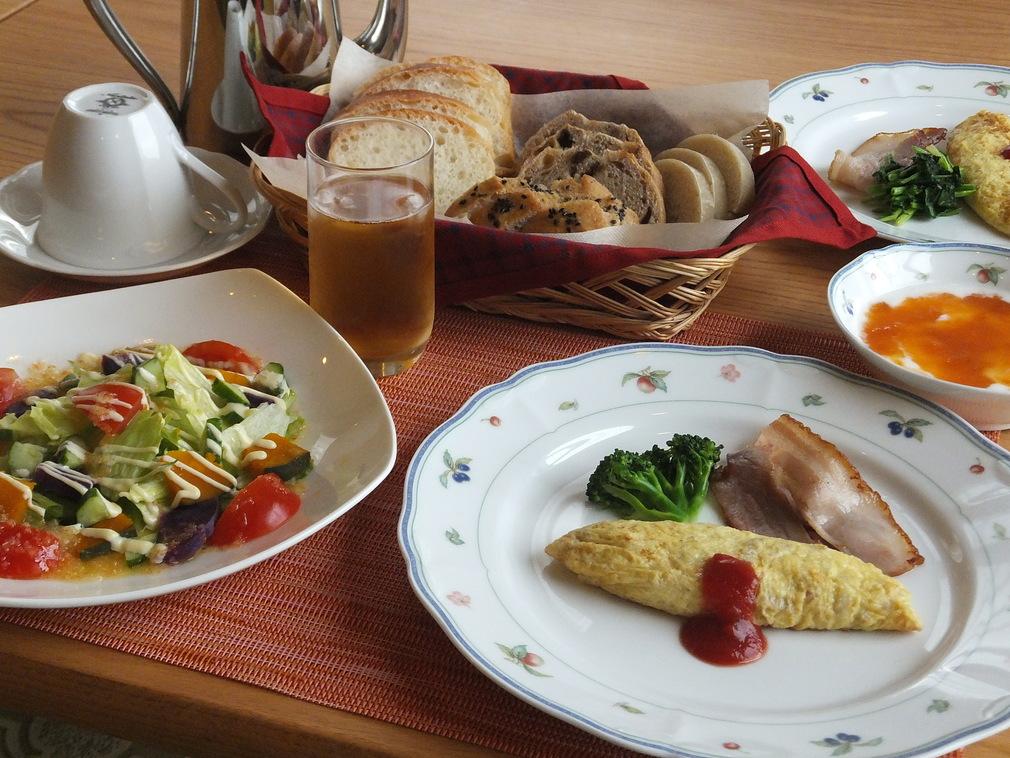 自家製天然酵母パンの宿 栂池高原 プチホテルシャンツェ 関連画像 1枚目 楽天トラベル提供