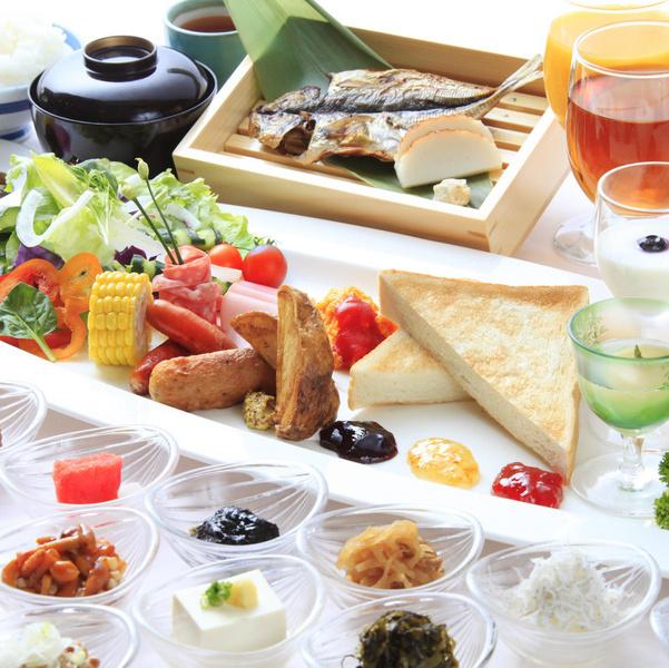 【朝食付きプラン】チェックイン23時までOK!和洋朝食バイキング♪ ※夕食なし※