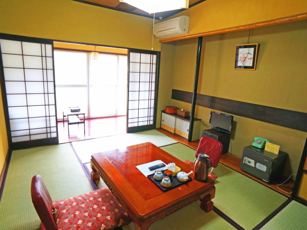 MAIN BUILDING STANDARD ROH JAPANESE STYLE ROOM MIDDLE FLOOR