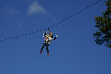 ZIPLINE ADVENTURE Plan