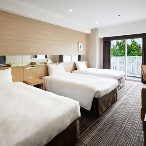 Superior Triple Room 26 to 30 Sq M