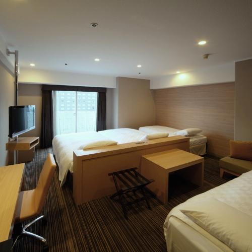Superior Quad Room 36 to 40 Sq M