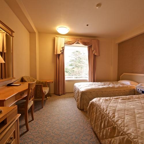 標準雙床間 26-30平方米