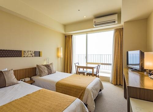 主楼经济双床间 21-25平方米