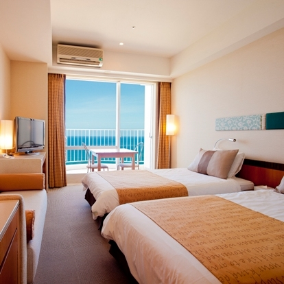 主樓經濟雙床間 21-25平方米