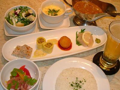 洋食/夕食セット