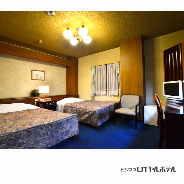 Main Building Standard City View Twin Room