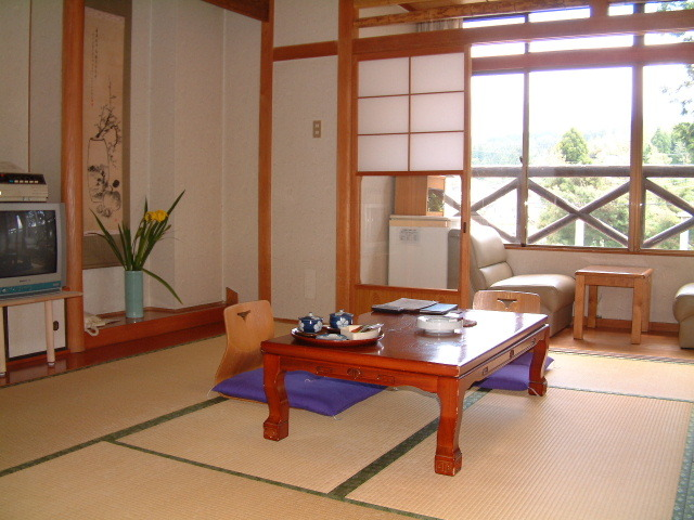 Main Building Standard Mountain View Japanese-Style Room