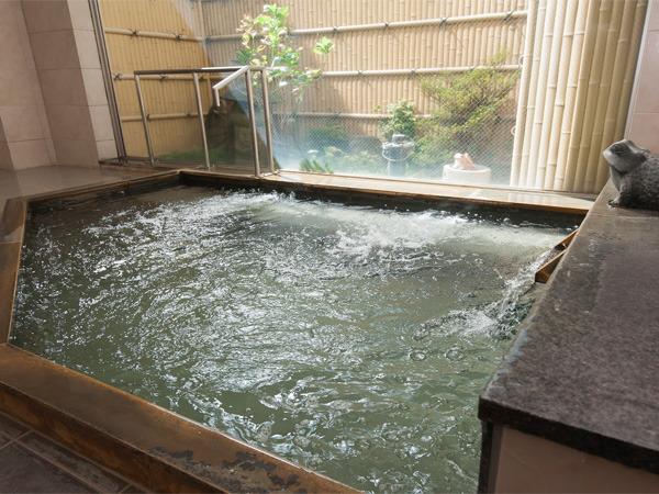 天然温泉、飛騨高山温泉
