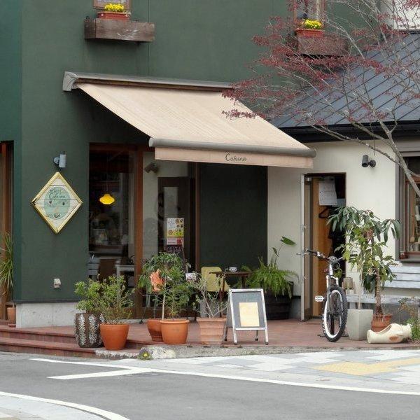 軽井沢での食事は自分で決めたいから、素泊まりで。