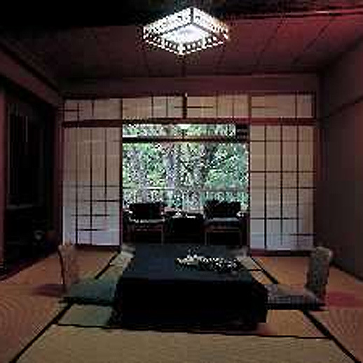 PANORAMIC VIEW JAPANESE STYLE ROOM