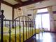 イギリス風洋館ツインベッド&ロフト【A・B号室】(2〜4名)