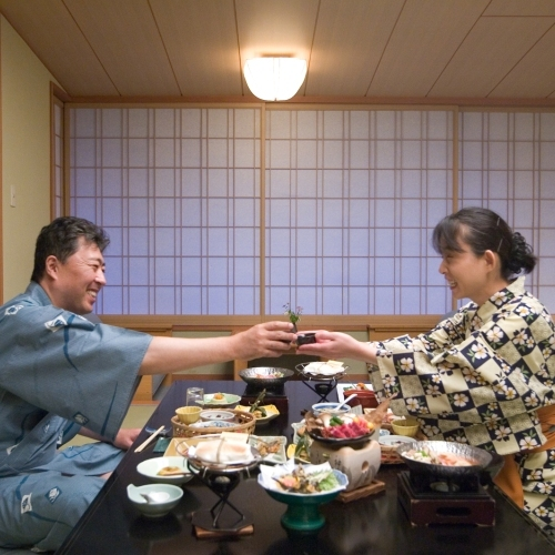 ■ご夫婦お部屋食