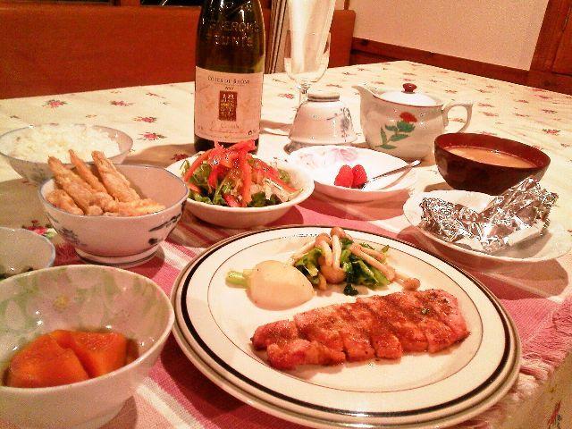 Breakfast and Dinner Plan