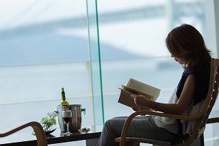 【女子一人旅】〜自分にご褒美〜/淡路食材を使ったこだわりの朝食付/海を見渡しながら「特別なひと時を」