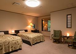 飛鳥ベッドルーム