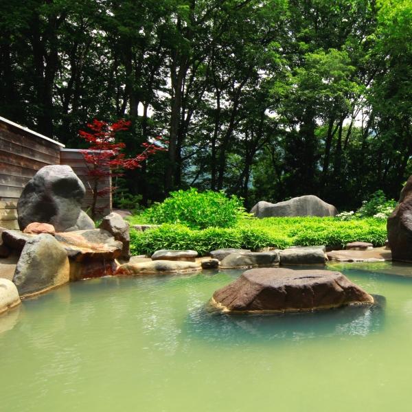 【お先でスノ。】【素泊まり】源泉かけ流しの温泉にゆっくりつかって疲労回復!広大な自然を満喫プラン♪