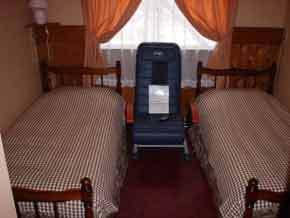 ツインベットルームが2室にリビングが付いたお部屋でペットとお休みを過ごす旅・小型犬1匹1泊込プラン