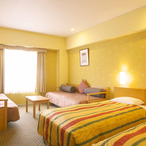パームテラスホテル客室
