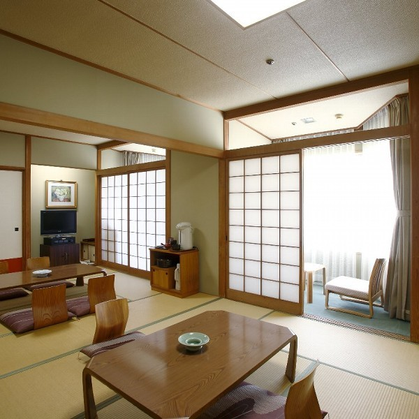 Superior Japanese-Style Room 26 to 30 Sq M