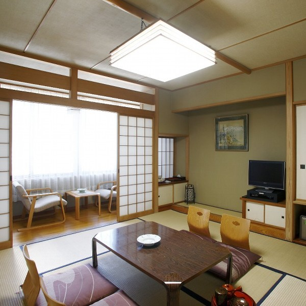 South Wing Standard Japanese-Style Room 10 to 15 Sq M