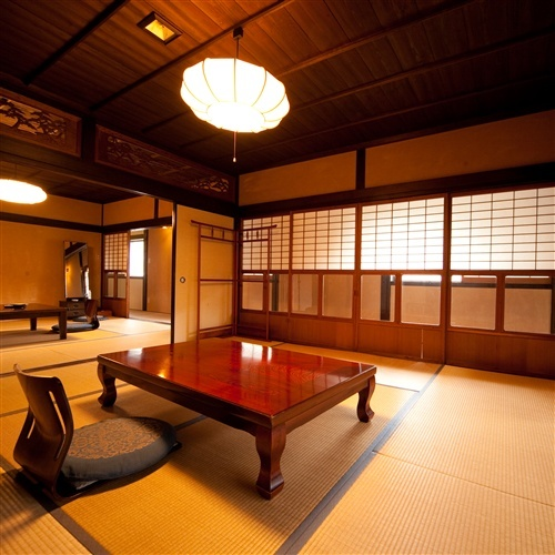 Annex Japanese-Style Room with Private Open-Air Bath